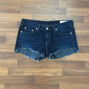 Rags and bone shorts woman's size 28